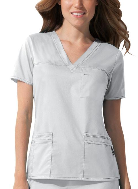 Dickies Medical 817455 Filipina Youtility con Cuello V de Mujer