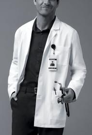 Dickies Medical 81404 Bata de Laboratorio para Hombre