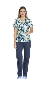 Dickies Medical 82724-DTMS Filipina Medica