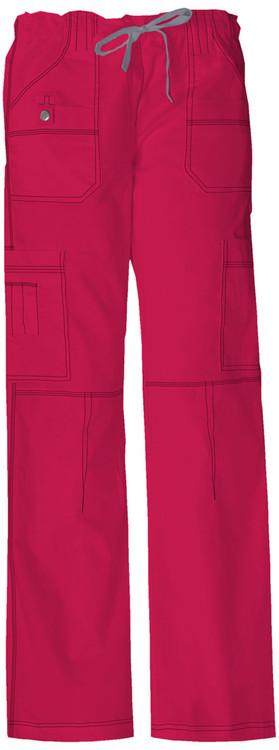 Dickies Medical 857455-CRMZ Pantalon Medico