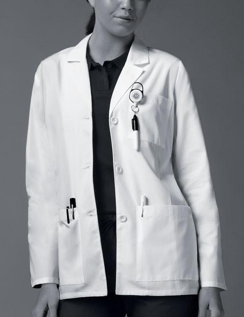 Dickies Medical  84401 Saco de Consulta para Mujer