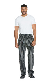 Dickies Chef DC11-CKSP Pantalon de Chef Rayas
