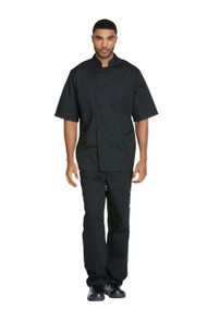 Dickies Chef DC412-BLK Filipina de Chef