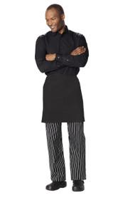 Dickies Chef DC57-BLK Mandil para Chef