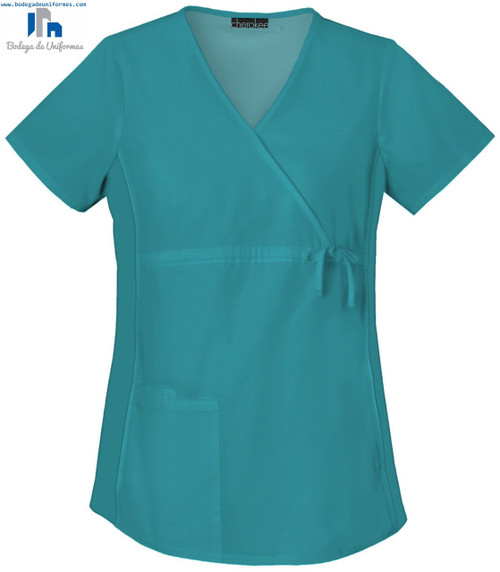 Cherokee Medical 2892 Filipina de Maternidad con Cuello V