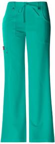 Dickies Medical 82011 Pantalon Acampanado con Jareta para Mujer