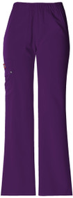 Dickies Medical 82012 Pantalon Acampanado con Resorte para Mujer