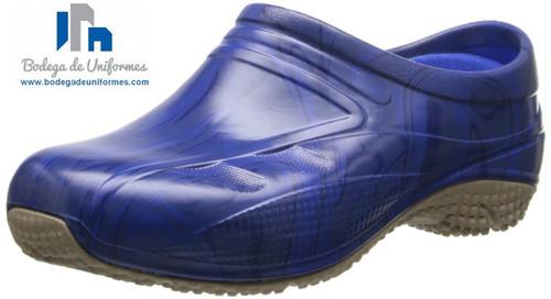 Anywear Exact Zapato Unisex NVSW Ideal para Chef y Hospitales