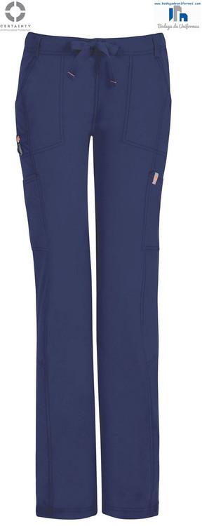 Code Happy 46000A Pantalon Tipo Cargo para Mujer