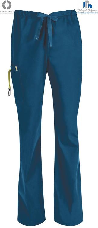 Code Happy Medical 16001A Pantalon con Jareta Tipo Cargo