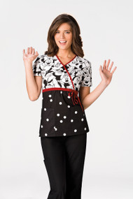 DISNEY 6625C-MKBM FILIPINA - UNIFORMES MEDICOS
