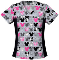 DISNEY 6875C-MKMK FILIPINA - UNIFORMES MEDICOS