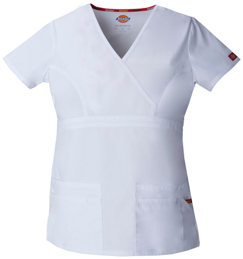 DICKIES 85820-WHWZ FILIPINA  - UNIFORMES MEDICOS
