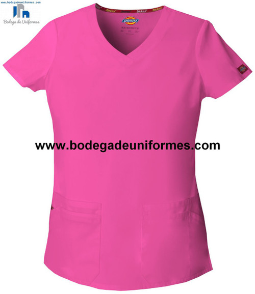 DICKIES 85906-SHWZ FILIPINA  - UNIFORMES MEDICOS