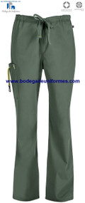 CODE HAPPY 16001AB-OLCH PANTALON - UNIFORMES MEDICOS