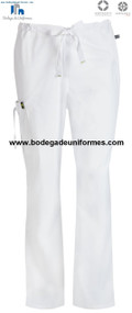 CODE HAPPY 16001AB-WHCH PANTALON - UNIFORMES MEDICOS