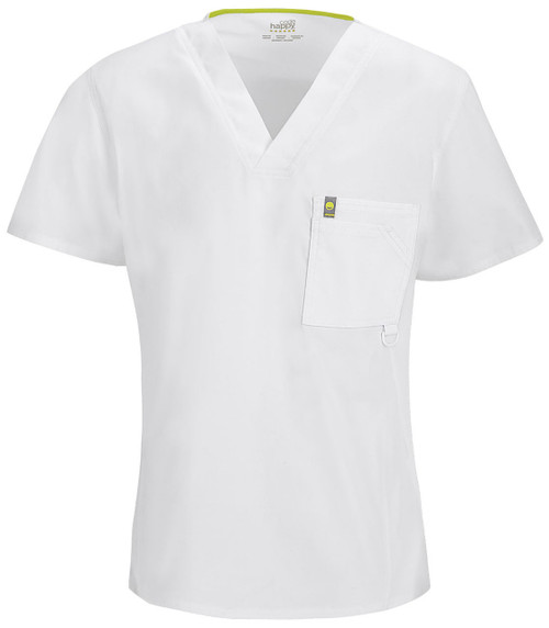 CODE HAPPY 16600AB-WHCH FILIPINA - UNIFORMES MEDICOS
