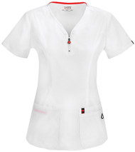 CODE HAPPY 46600AB-WHCH FILIPINA - UNIFORMES MEDICOS