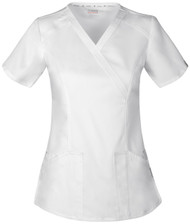 CODE HAPPY CH601A-WHIH FILIPINA - UNIFORMES MEDICOS