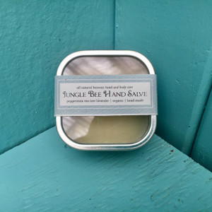 Jungle Bee Hand Salve - Lavender