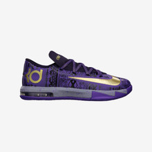 Cheap Nike KD VI GS - BHM #599477-501 Consignment