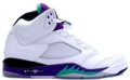 Nike Air Jordan 5 - Grape #136027-108 Consignment