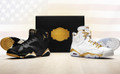 Nike Air Jordan 6 & 7 - Gold Medal Pack #535357-935
