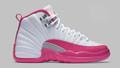 Nike Air Jordan 12 - Dynamic Pink/Vday #510815-109