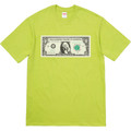 Supreme Dollar Tee - Lime