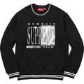 Supreme Team Crewneck - Black