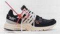 Nike Air Presto x Off-White - Black/Black #AA3830-001