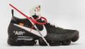 Nike Air VaporMax x Off-White - Black/White #AA3831-100
