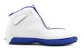 Nike Air Jordan 18 - White/Sport Royal #AA2494-106
