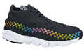 Nike Air Footscape Woven Chukka Premium QS - Black/Black-White #525250-001