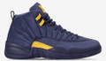Nike Air Jordan 12 - Michigan #BQ3180-407