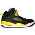 Nike Air Jordan Spiz'ike - Black University Gold #315371-030