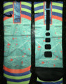 Nike Elite Cushion Basketball Crew Socks - KD ASG Custom