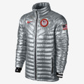 Nike Aeroloft Summit 800 Down Jacket - Silver #614215-070