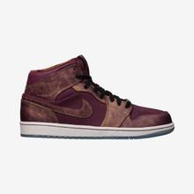 Cheap Nike Air Jordan 1 Mid - BHM #647561-605 Consignment