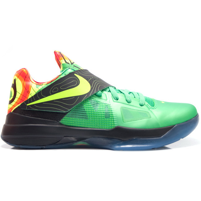 Nike Zoon KD IV - Weatherman #473679-303 - The Sole Closet