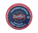 Keurig K-CUPS Timothy's RAINFOREST ESPRESSO Extra-Bold (18-pack)