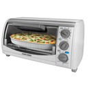 "Black & Decker Toaster Oven |TRO490WC|  4-slice, ""Toast-R-Oven Classic"" [DISCONTINUED]"