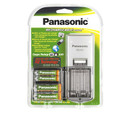 Panasonic: Rechargeable Battery Kit |KKJQ21AM22C| Includes 2x AA + 2x AAA size R2 Technology™ batteries