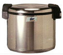 whale commercial rice warmer