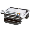 T-Fal Health Grill |GC702D52| 1800W, OptiGrill precision cooking technology
