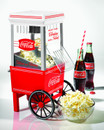Nostalgia Electrics Hot Air Popcorn Maker |OFP501COKE| Coca Cola Series