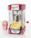 Nostalgia Electrics Kettle Popcorn Maker |RKP630| 10-cup Retro Series