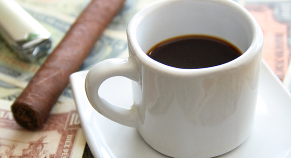 How to Pair Your Cigar and Coffee