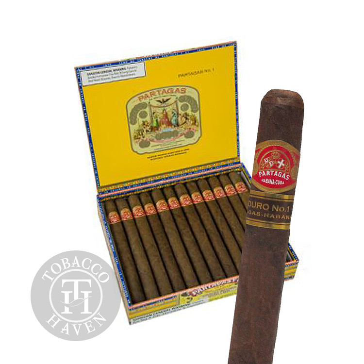 Partagas #1 Cigars - 6 3/4 x 43  (Count of 25)