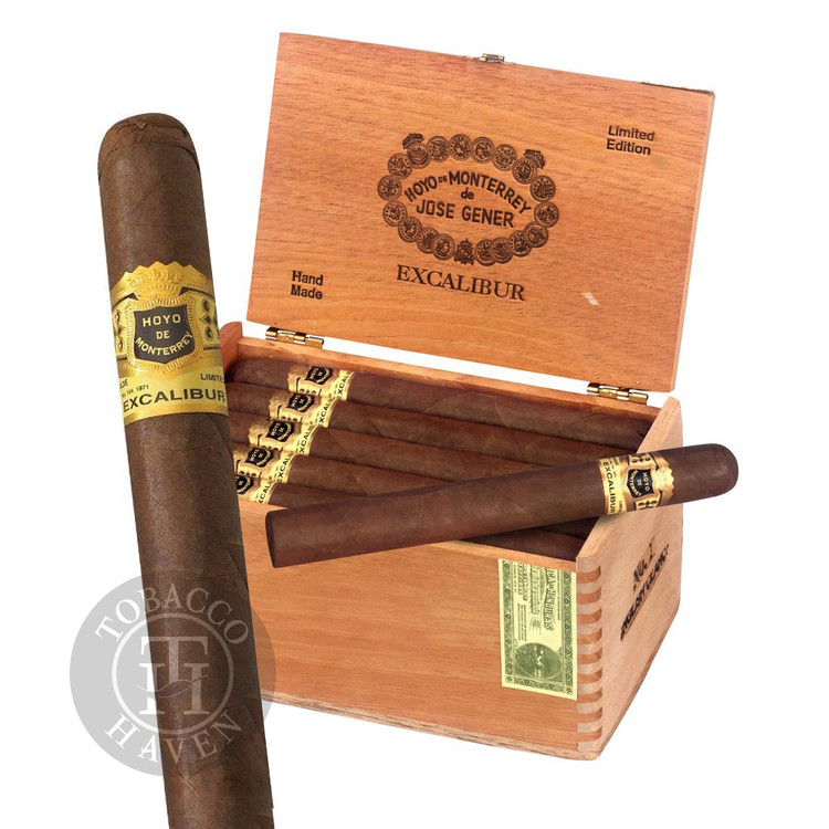 Excalibur Epicures - Maduro  -  5 1/4  x 50 Cigars (20 Count)